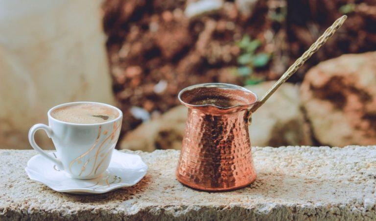 Caffè turco: cos'è e come si prepara