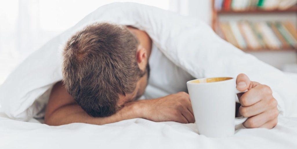 insonnia data dalla caffeina