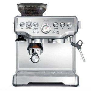 macchina caffè manuale sage barista express