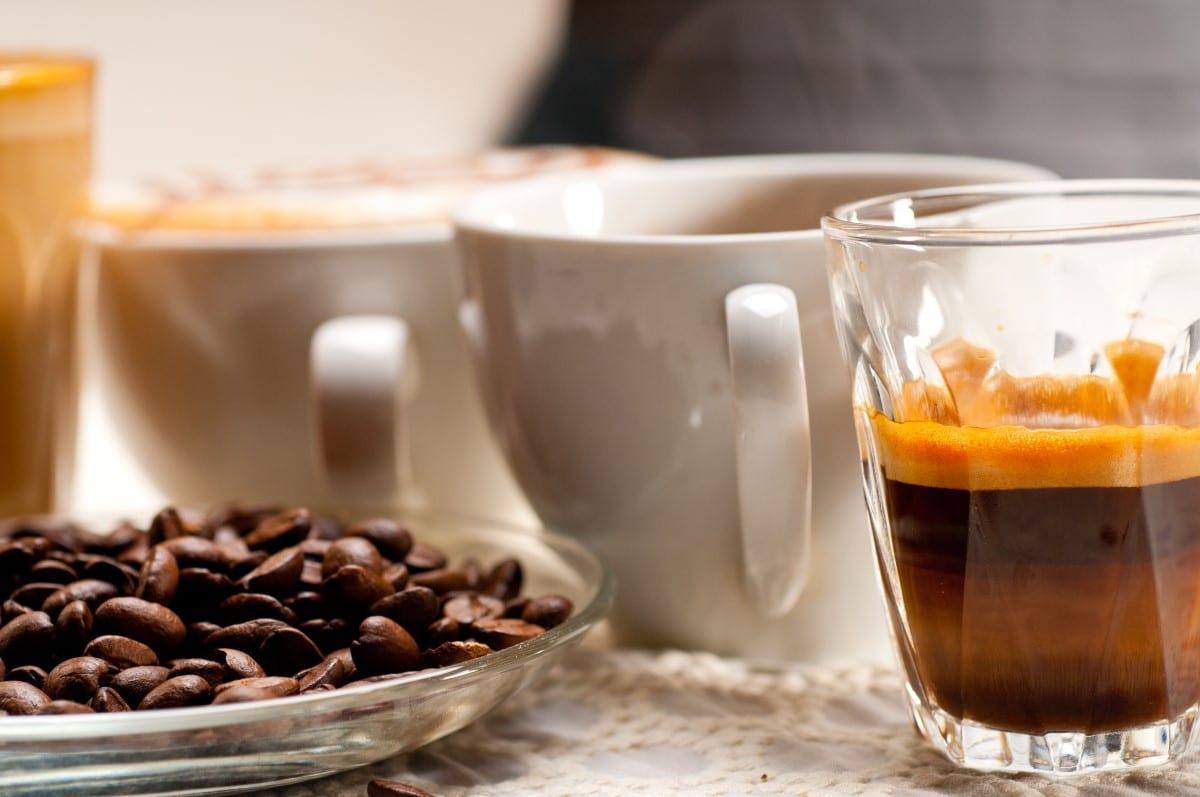 quanta caffeina nel caffè