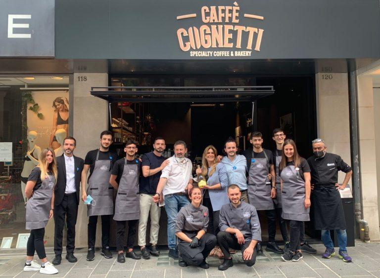 Caffè Cognetti Specialty Coffee & Bakery: una Nuova Apertura a Bari