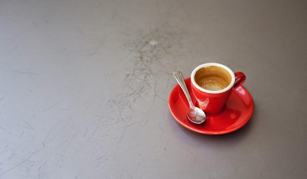 caffè o cialde