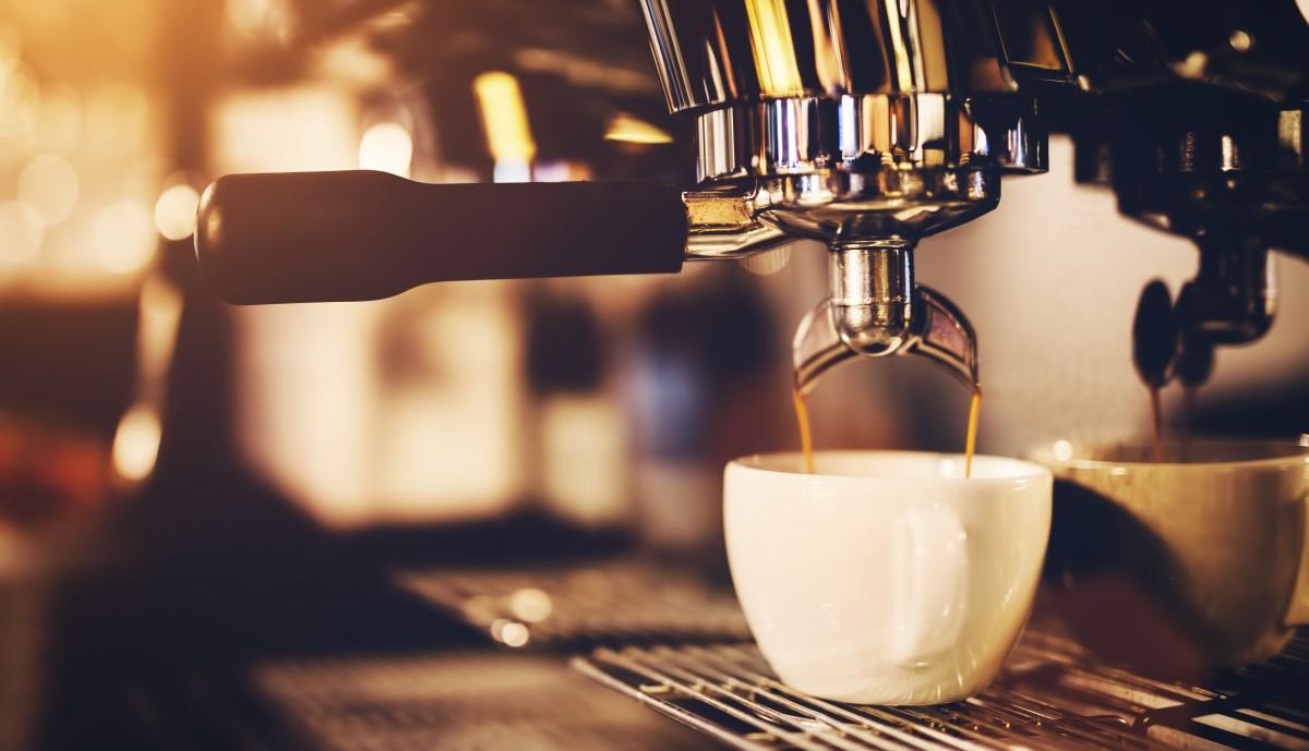 macchina caffè in polvere o cialde