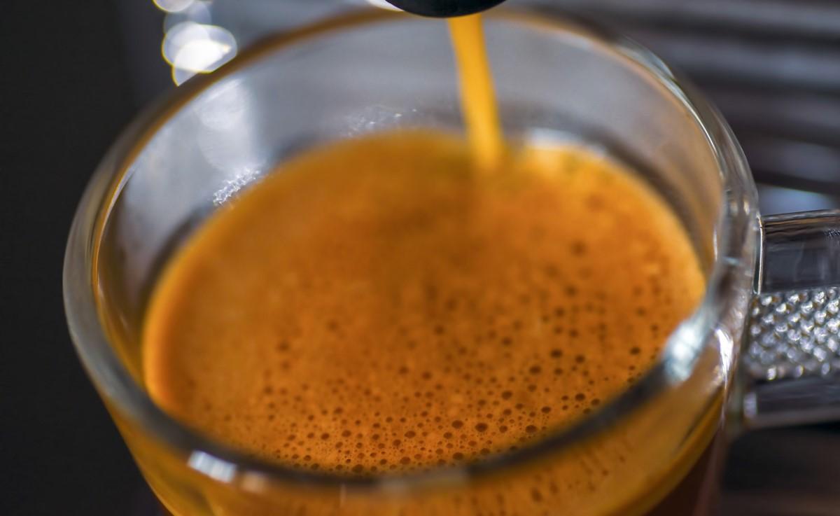 differenza fra caffè del bar e di casa